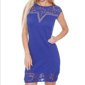 Kohls Blue Sheath Dress